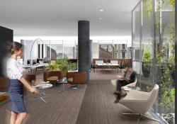 Pronájem kanceláří tř.A v moderním administrativním centru.
