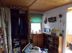 Interiér chatky (Prodej nemovitosti)