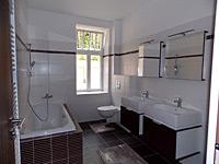 Příklad zařízení koupelny