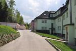 Pohled na oba domy