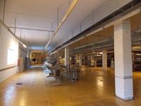 14. Nová hala  Objekt D) Výrobní prostory v patře