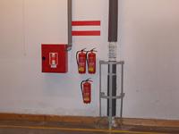 16. Objekt D) protipožární opatření